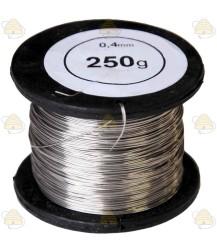 Draht rostfreier Stahl 250 gr