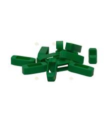 Abstandhalterdosen und oder Zanderohren 100 Stück (Farbe wählen)