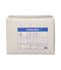 Karton Fondabee-Zuckerteig (12 x 1 kg)