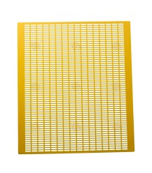 Spardose Polystyrol / Simplex-Königsstab-Gitter pvc 46 x 46 cm