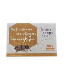 NBV-Warnschild