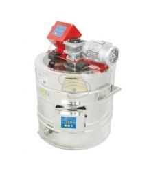 Dekristallisations- und Cremefass 150 L 230V
