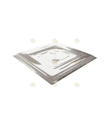 Segeberger afdekkunststof van 1 mm dik