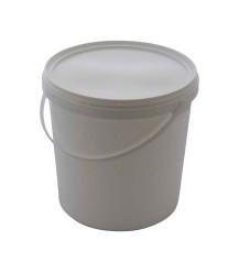 Honig-Eimer 15 kg, inkl. Deckel (10 L)
