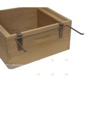Ramshackle / Fensteraufhänger für Holzbeuten