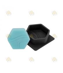 Form für sechseckige Seife