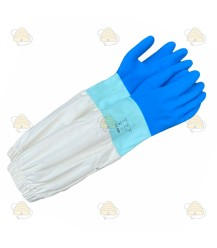 Handschuhe Gummi und Baumwolle Deluxe