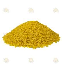 Gelbes Bienenwachs für Kosmetika, 1 kg
