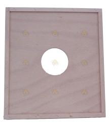 Ersatzteilschrank Holzabdeckplatte 47,2 x 42,1 cm (mit/ohne Einfüllöffnung)